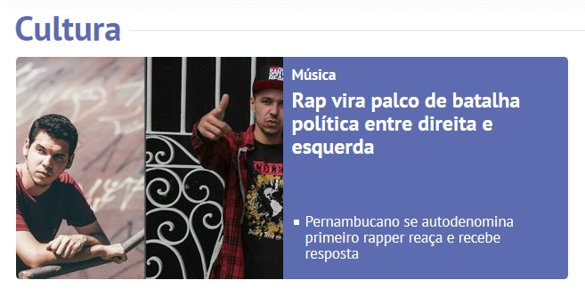 "Rapper Santista ""Rica Silveira"" é Destaque no Blog n' Roll A Tribuna Online - (Clique e Compartilhe)"