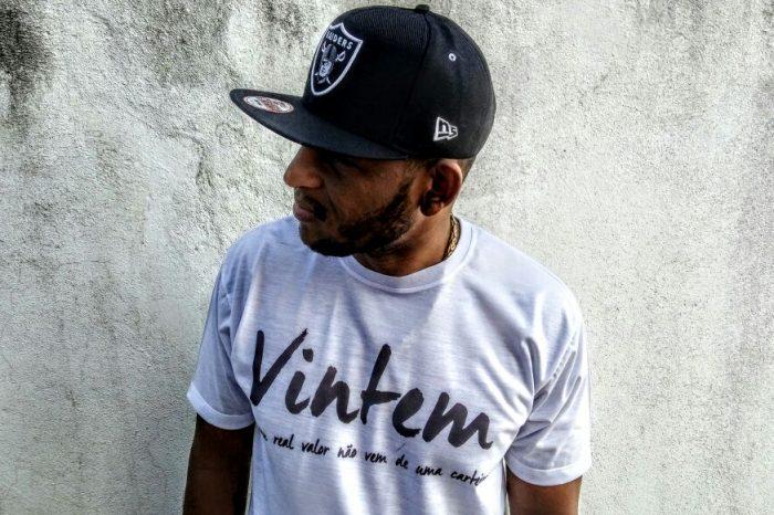 """Apresentando o Rapper Leandro Costa Vulgo """"Vintem"""" e seu Novo Som – (Clique e Compartilhe)"""