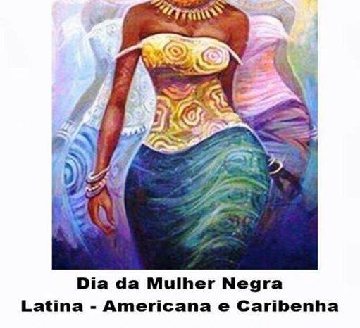 FRMH2-BS apresenta Sarau de Poesia do Dia da Mulher, Negra, Latina e Caribenha no Guarujá/SP - (Clique e Compartilhe)
