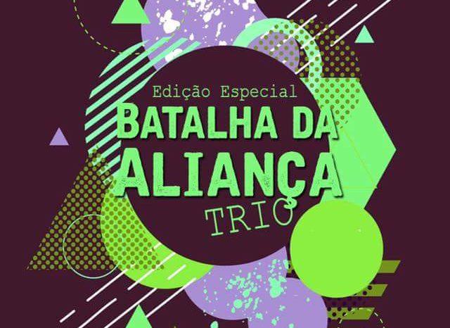"""QVM & BDM Apresenta """"Batalha da Aliança -Trio"""" - Edição Especial - (Clique e Compartilhe)"""