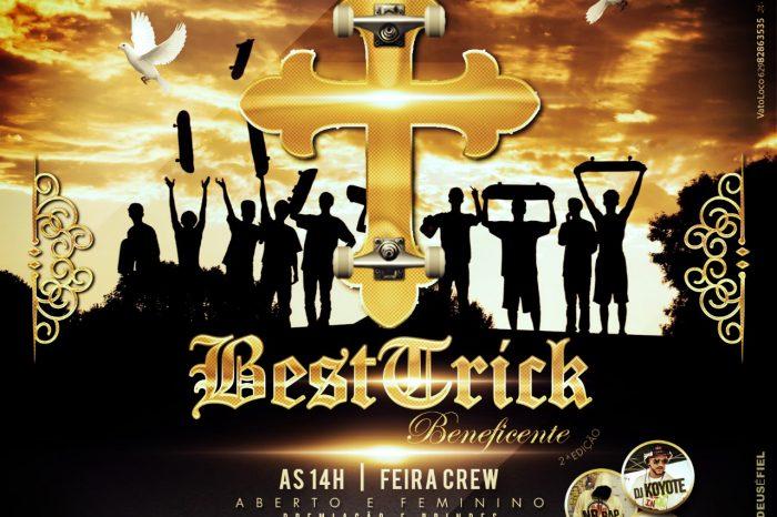 """Hookah Thug Apresenta BestTrick Beneficente """"2º Edição"""" em Aparecida de Goiânia/GO - (Clique e Compartilhe)"""
