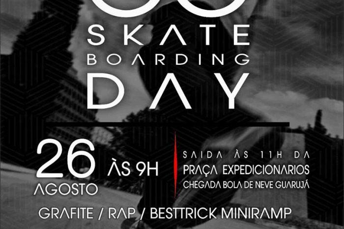 """Bola de Neve Church Apresenta """"Go SkateBoarding Day 2017"""" em Guarujá/SP - (Clique e Compartilhe)"""