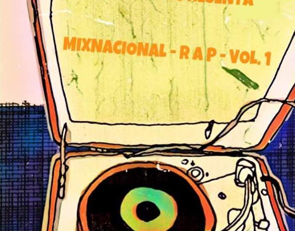 """Dj Sophia Apresenta """"MixNacional RAP Vol. 1"""" Aperte o Play e Confira - (Clique e Compartilhe)"""