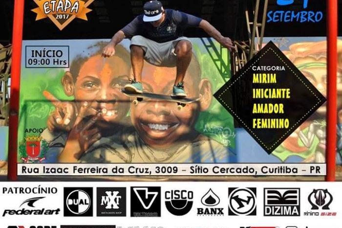 """Original Skateboards Apresenta """"2º Etapa Circuito Original 2017"""" em Curitiba/PR - (Clique e Compartilhe)"""