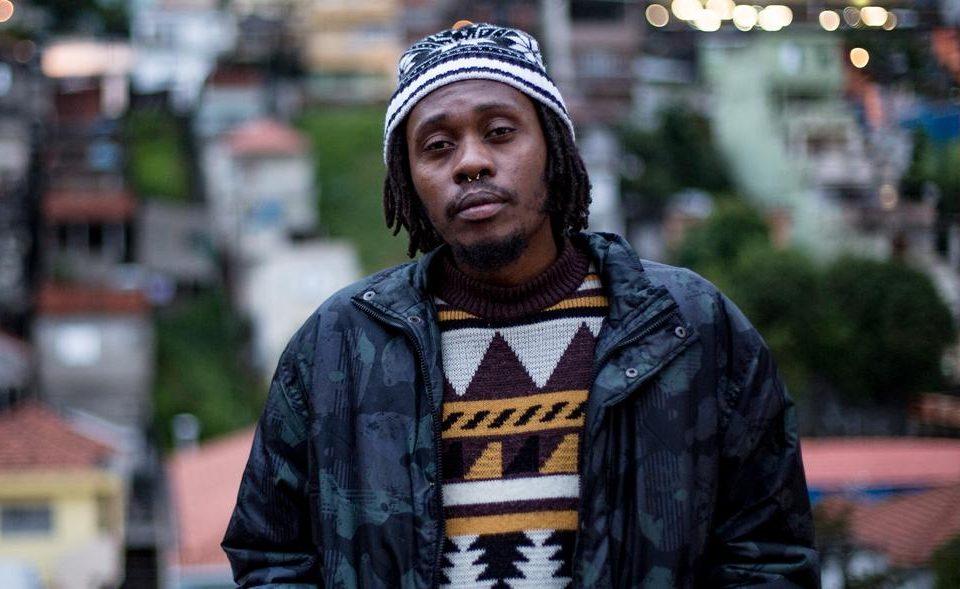 Uma Noite com o Rapper Rincon Sapiência no Valongo Festival 2017 em Santos/SP (Clique e Compartilhe)