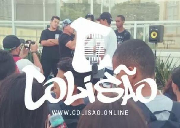 Colisão Hip Hop Apresenta Batalha De MC's Edição #034 - (Clique e Compartilhe)