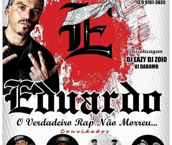 Target FM Apresenta Show do Rapper Eduardo Taddeo e Convidados no Clube 49 em Santos/SP - (Clique e Compartilhe)