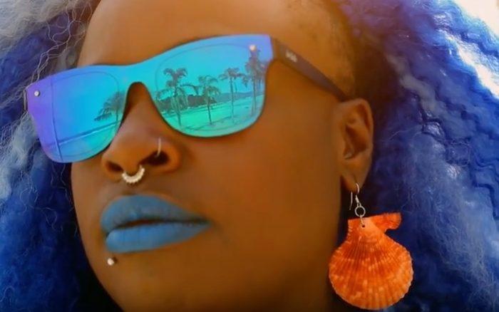 """""""Pesadona"""" é o Primeiro Episódio da Web Série """"Nossa Voz Ecoa"""" da Rapper Santista Preta Rara - (Clique e Compartilhe)"""