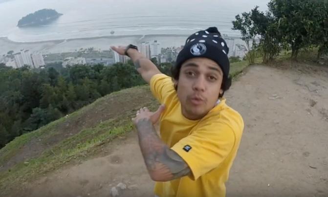 """Portal OH2C Apresenta Diretamente de Santos/SP o Novo Clipe do Rapper Sigla D.T. """"10 Motivos"""" - (Clique e Compartilhe)"""