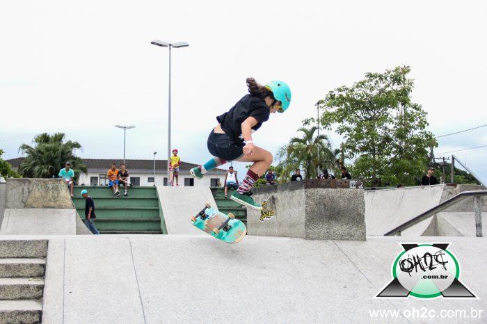 Nathaly José Conquista o Ranking 2017 da Categoria Feminino da 17º Edição do Circuito Avera de Skate Vicentino - (Clique e Compartilhe)