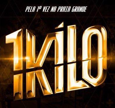 """1KILO """"Noites em Claro"""" no Espaço Kalah em Praia Grande/SP - (Clique e Compartilhe)"""