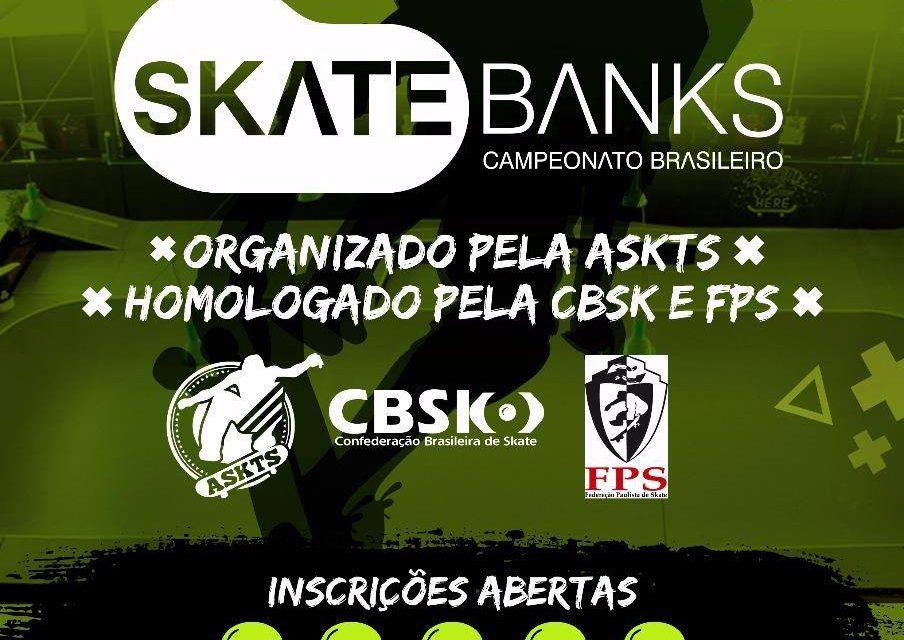 ASKTS Apresenta 5° Etapa do Campeonato Brasileiro de Banks em Santos/SP - (Clique e Compartilhe)