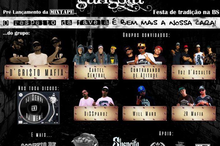 """5° Edição da Festa Tradicional Gangsta da Baixada Santista """"CDS Gangsta"""" em Praia Grande/SP - (Clique e Compartilhe)"""