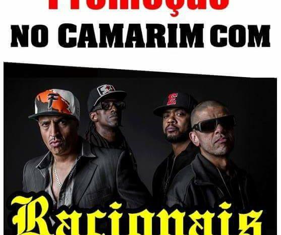 Promoção Você no Camarim com o Grupo Racionais MC's na Titatium Music Hall - (Clique e Compartilhe)