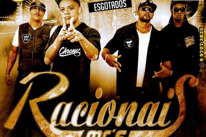 Thug Life Produções & M.R.F Eventos Apresentam Racionais Mc's e Convidados em São Vicente/SP - (Clique e Compartilhe)