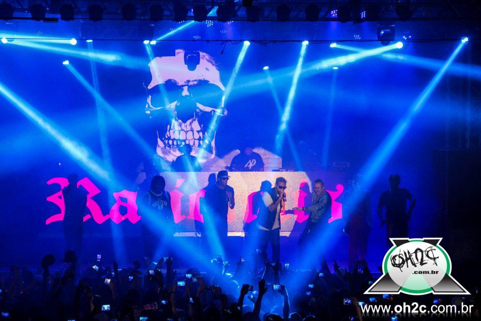 Fotos do Show do Racionais Mc's, Dexter e Convidados na Titanium Music Hall em São Vicente/SP - (Clique e Compartilhe)