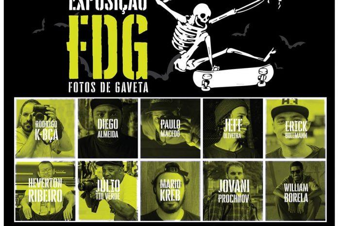 """Projeto Fotos de Gaveta em SP na Galeria do Rock """"Galeria Ink"""" - (Clique e Compartilhe)"""