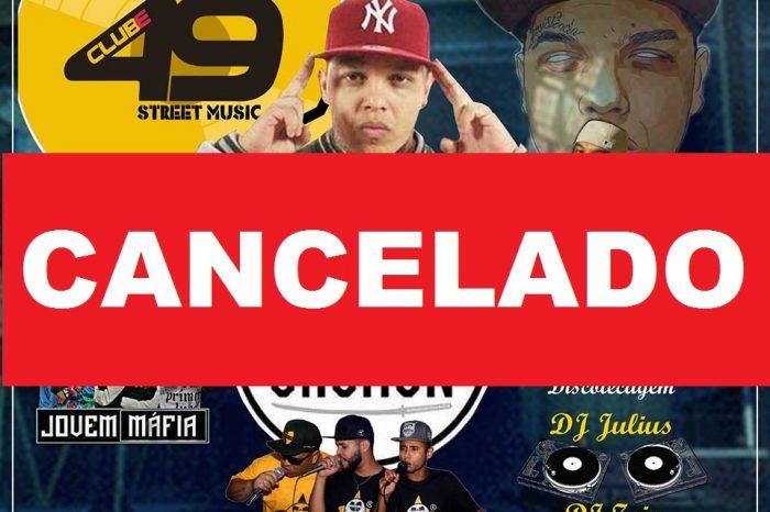 Cancelado - Nocivo Shomon e Convidados no Clube 49 em Santos/SP - (Clique e Compartilhe)