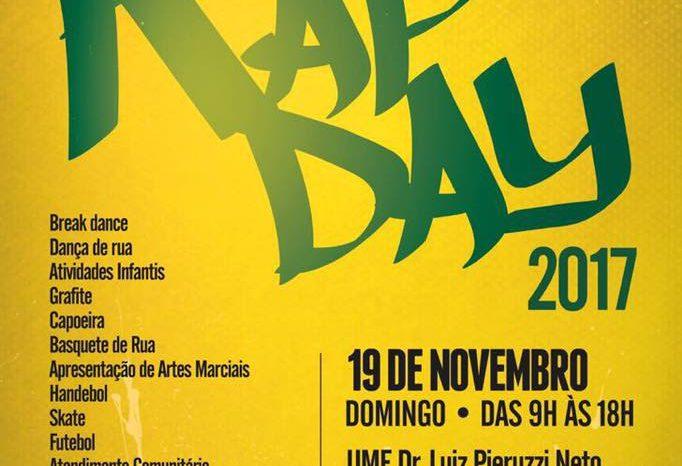 Dany Burú Eventos Apresenta RAP DAY 2017 em Cubatão/SP - (Clique e Compartilhe)
