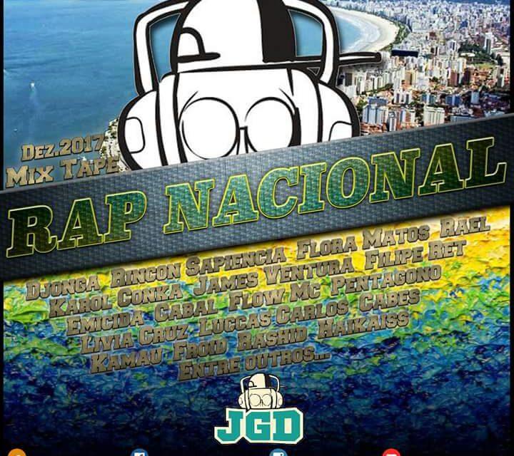 DJ Jogado Acaba de Disponibilizar na Web 1 Set de Rap Nacional - (Clique e Compartilhe)
