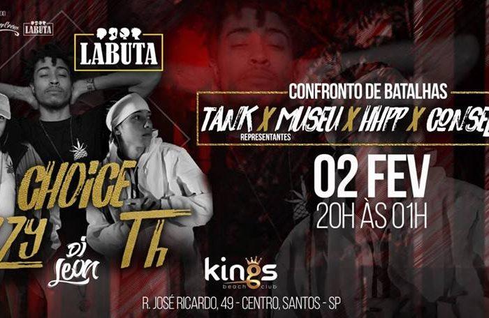 """""""CANCELADO"""" - Mix Power Produções Apresenta Choice, Azzy, T h MC + Batalha de Mc's em Santos/SP - (Clique e Compartilhe)"""