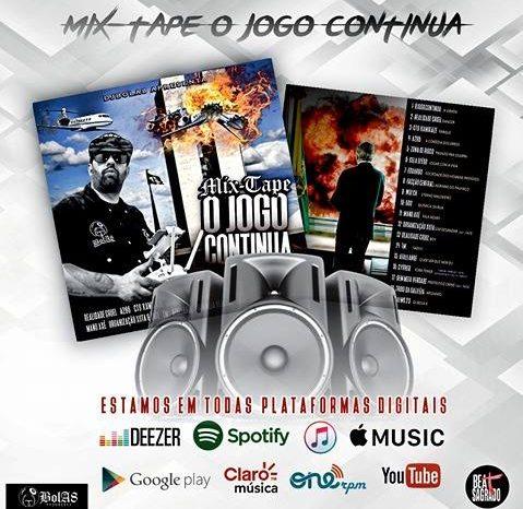 """Dj Bola 8 Apresenta """"Mix-Tape O Jogo Continua"""" - (Clique e Compartilhe)"""