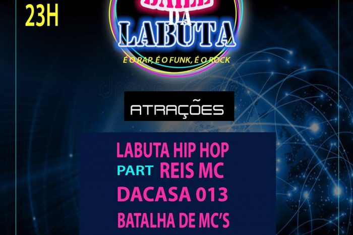 """Labuta Hip-Hop Apresenta """"Baile da Labuta - 1º Edição"""" É o Rap, É o Funk, É o Rock em Santos/SP - (Clique e Compartilhe)"""