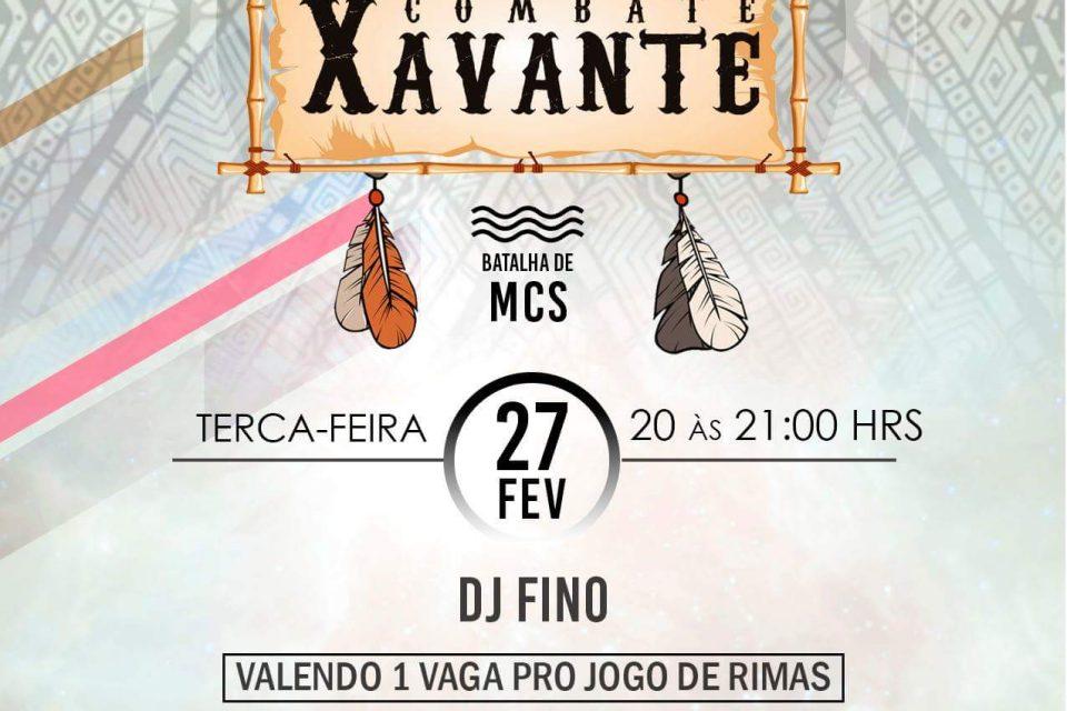 """Acontece Hoje a Estreia do """"Combate Xavante"""" na Galeria do Largo São Sebastião em Manaus/AM - (Clique e Compartilhe)"""
