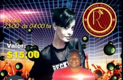 """Rose Ritmos Apresenta """"Baile Black da Rose"""" em Santos/SP - (Clique e Compartilhe)"""