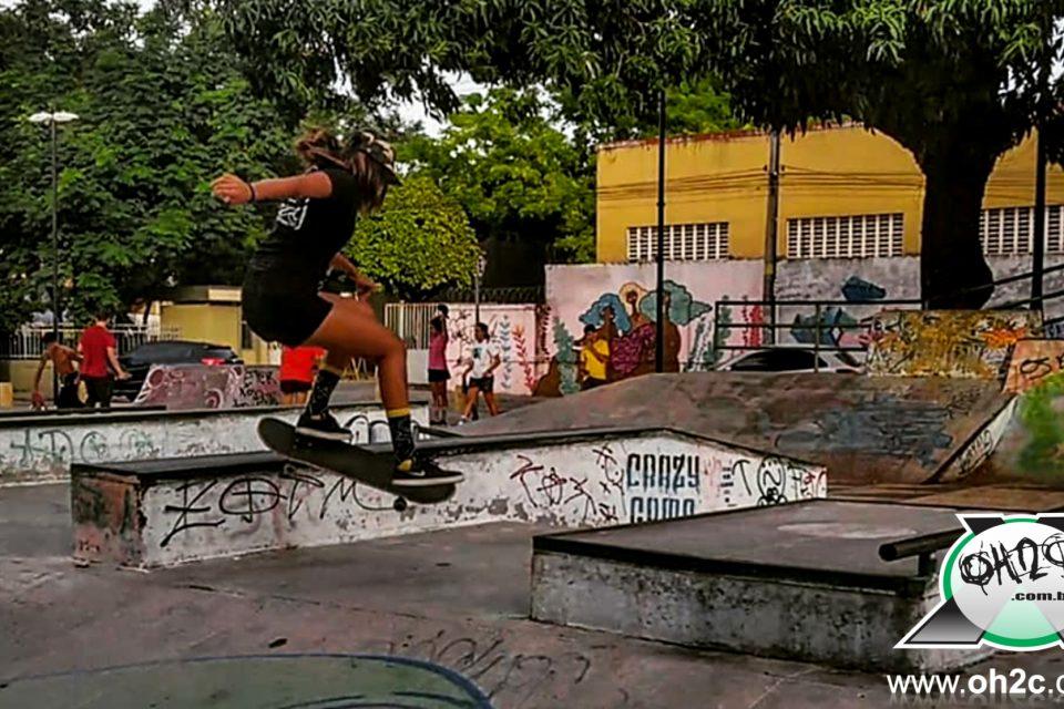 Fotos do Encontrão das Minas do Skateboard de Fortaleza/CE - (Clique e Compartilhe)