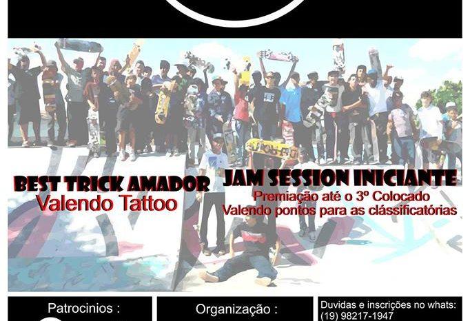 1ª Etapa do Circuito RMC Skate (Região Metropolitana de Campinas) dia 15/04 - (Clique e Compartilhe)