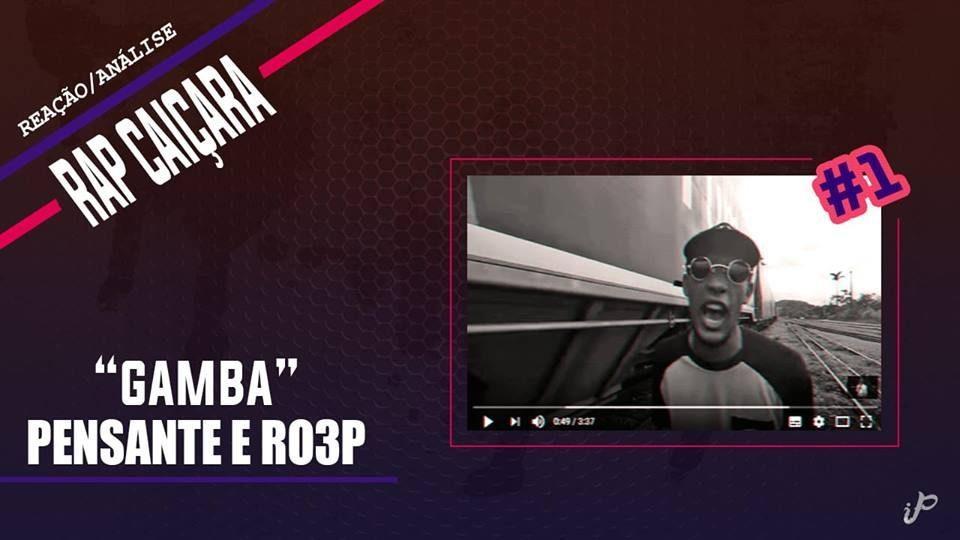 Confira o 1° Reação / Análise de RAP Caiçara por Jotaerre Dias - (Clique e Compartilhe)