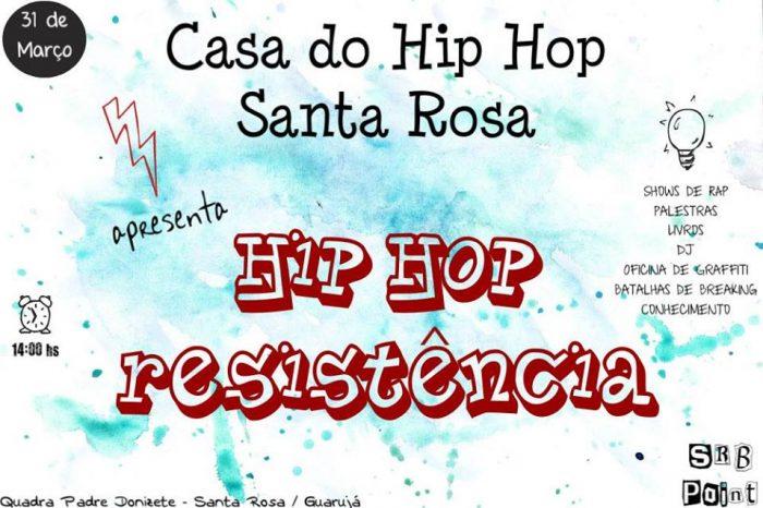 """SRB Apresenta dia 31/03 mais uma Edição do Tradicional """"Mantendo o Hip Hop Vivo"""" no Guarujá/SP – (Clique e Compartilhe)"""