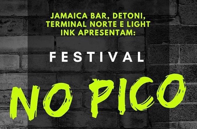 """Muito Rap, Rock e Skateboard no Festival """"NO PICO"""" no Bar do Jamaica em Santos/SP - (Clique e Compartilhe)"""