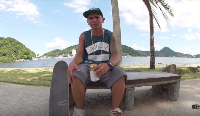 """Canal Skate Podre Apresenta Na """"Pele do Amador Samir Rogério"""" de São Vicente/SP - (Clique e Compartilhe)"""