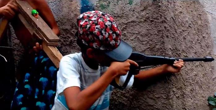 """Confira o Novo Vídeo Clipe do Grupo Ideologia Letal """"Hecatombe da Favela"""" – (Clique e Compartilhe)"""