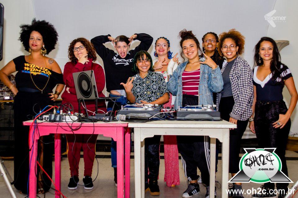 Fotos do Evento Hip Hop por Elas realizado na Semana do Hip Hop 2018 em Santos/SP - (Clique e Compartilhe)