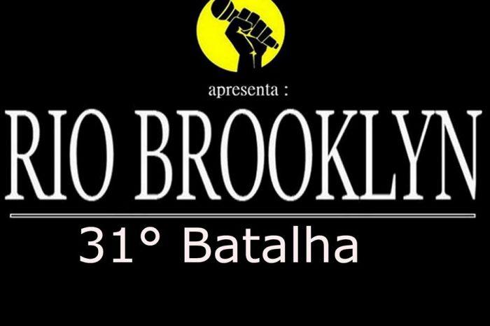 """EmBaixada RAP Apresenta """"31° Batalha Rio Brooklyn"""" em São Vicente/SP - (Clique e Compartilhe)"""