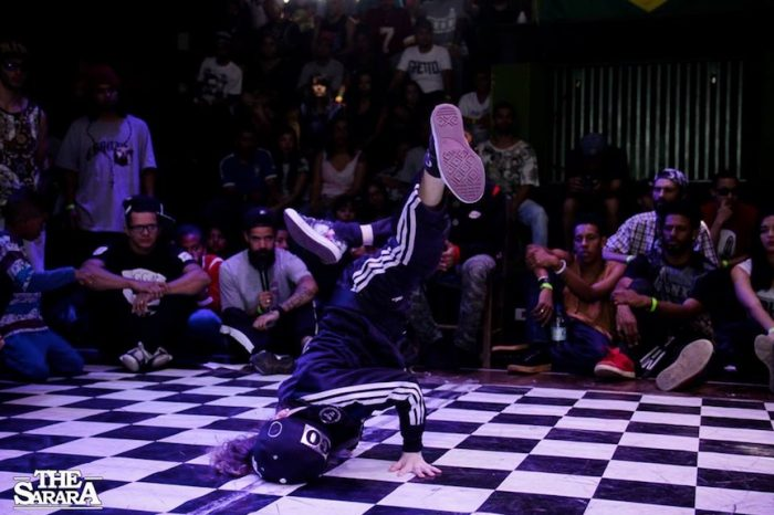 Menina de 8 Anos do Litoral de São Paulo é Destaque em Grande Campeonato de Breaking - (Clique e Compartilhe)