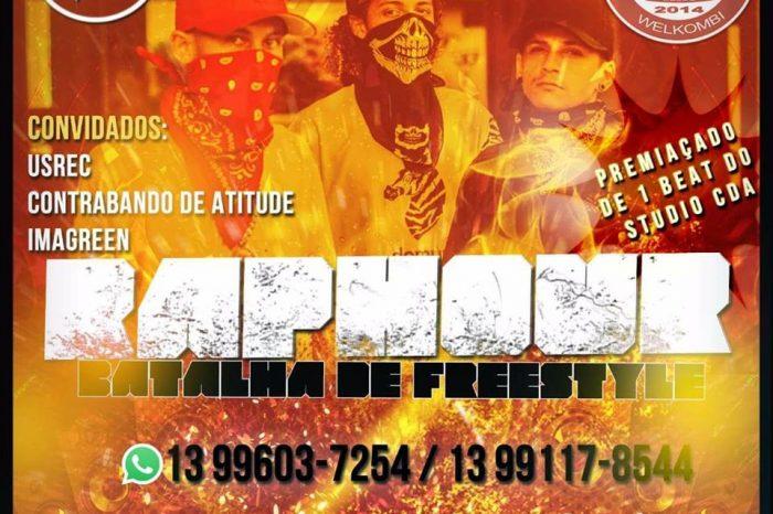 Tenda's Pub Apresenta Grupo Perímetro 13 + RAP HOUR (batalha de freestyle) em São Vicente/SP - (Clique e Compartilhe)