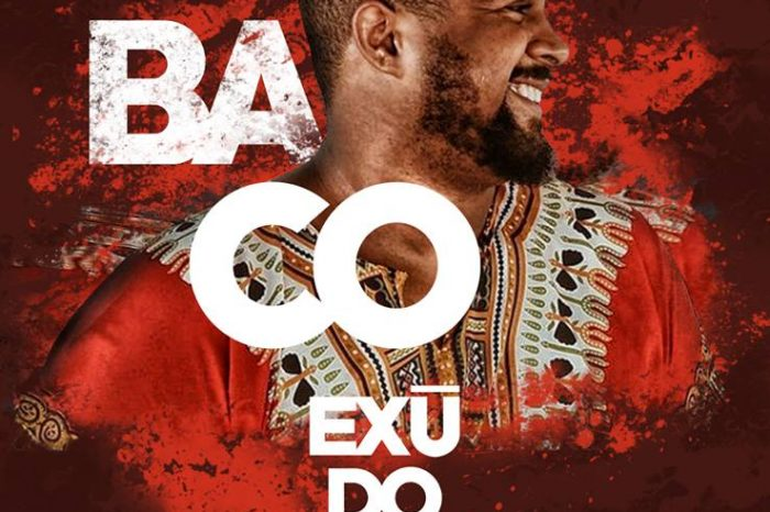 EME Cultural e Sesc Santos Apresentam Baco Exu do Blues em Santos/SP - (Clique e Compartilhe)