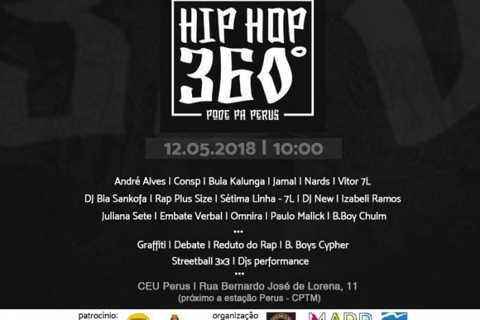 """HIP HOP 360° - Pode Pa Perus """"Aquecimento Mupope WebTv"""" em São Paulo/SP - (Clique e Compartilhe)"""