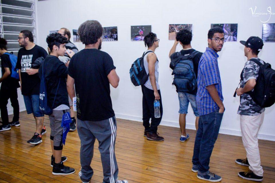 """Exposição """"Breaking e suas Expressões"""" é Inaugurada com Sucesso de Público e de Mídia - (Clique e Compartilhe)"""