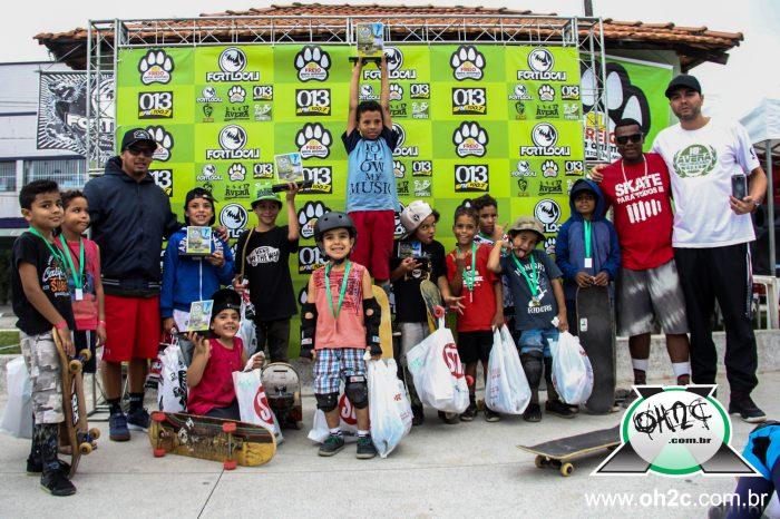 Isaac (Infantil), Rafaela (Feminino) e Kauan (Mirim) Conquistam Novamente o 1º Lugar na 2 ª Etapa do Circuito AVERA de Skate – (Clique e Compartilhe)