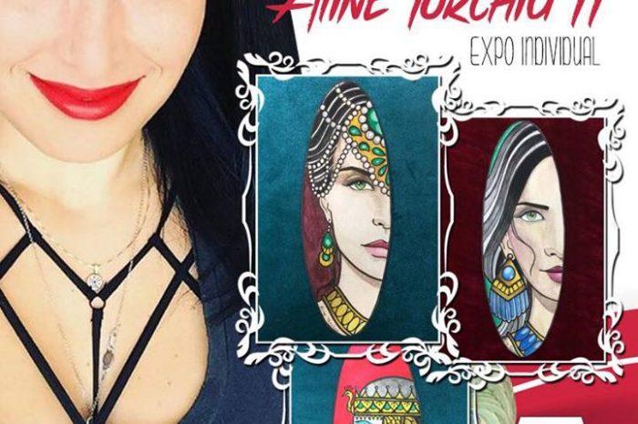 Expo Mulheres de Aline Torchia II no Tattoo Experience em São Paulo - (Clique e Compartilhe)