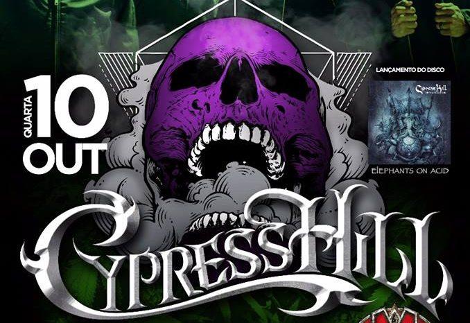 Mainstream Concerts e Honorsounds Apresentam Cypress Hill em São Paulo - (Clique e Compartilhe)