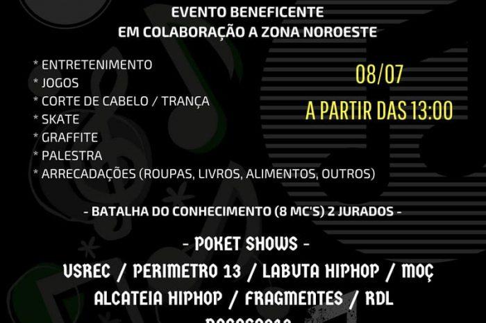 """Rootz Conveniência Apresenta """"Imagreen 5 Anos"""" na Zona Noroeste em Santos/SP - (Clique e Compartilhe)"""