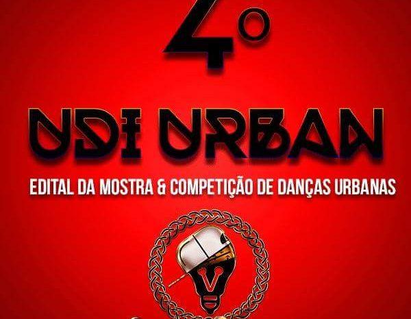Estão Abertas as Inscrições para a Mostra e Competição de Danças Urbanas do 4º Udi Urban - ( Clique e Compartilhe)