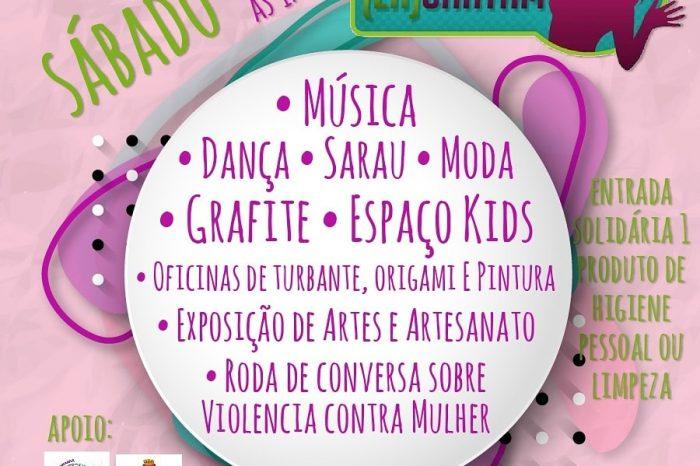 Graffiti, Poesia e muito mais na 3º Edição do Mulheres que (en)cantam no Espaço Cultural Siri Cascudo em São Paulo/SP - (Clique e Compartilhe)
