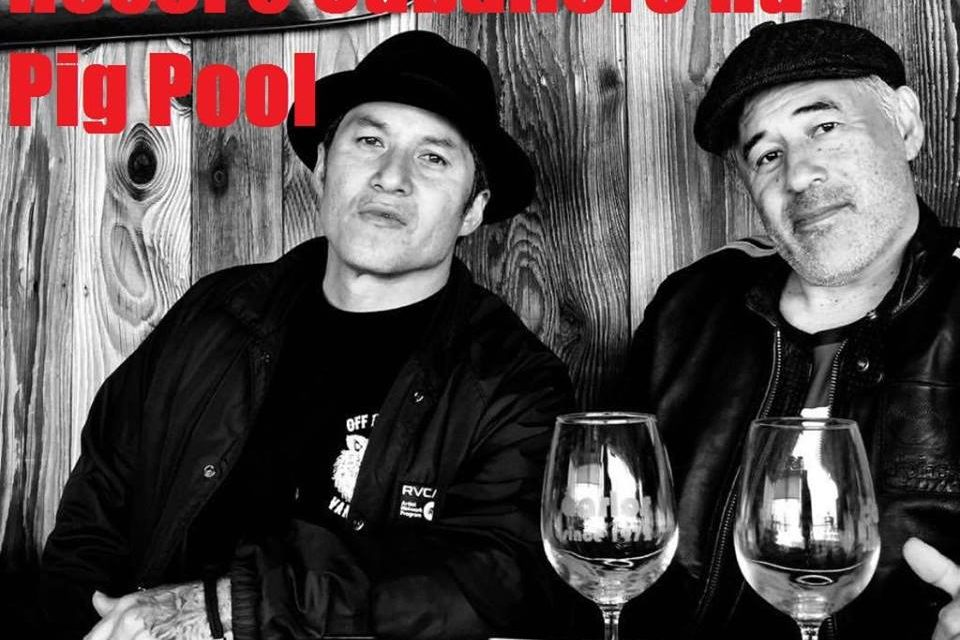 "Pig Pool Party 2018 com as Grandes Lendas do Skate Mundial ""Christian Hosoi e Steve Caballero"" - (Clique e Compartilhe)"